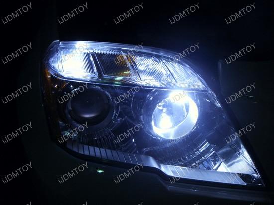 Mercedes - GLK350 - LED - parking - lights 4